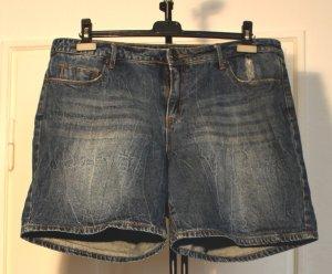 Kurze Jeans - UsedLook