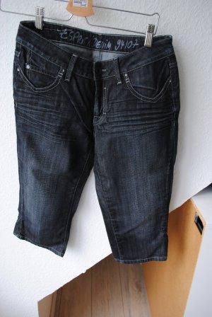Kurze Jeans von Esprit Gr. 38