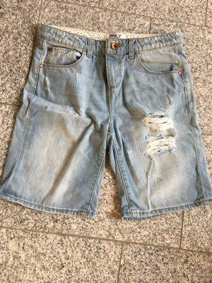 Kurze Jeans von Only Gr. 27