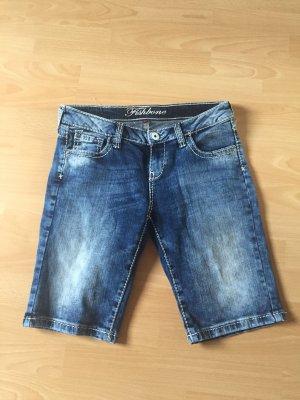 Kurze Jeanshose Größe 29