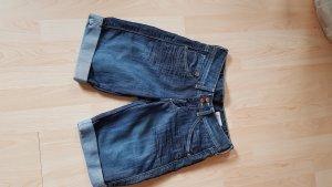 Kurze Jeanshose H&M Größe 34 blau
