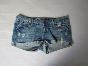 kurze Jeanshose/Hotpant