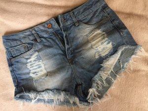 kurze Jeanshose von H&M
