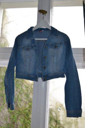 Kurze Jeansjacke Denim von H&M