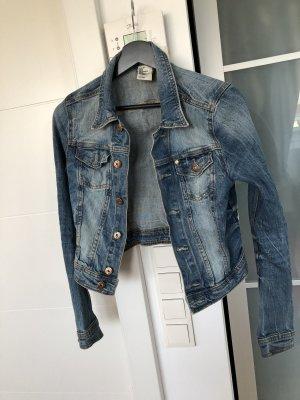 Kurze Jeansjacke H&M