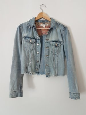 Kurze Jeansjacke - H&M Coachella Collection