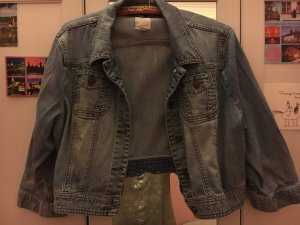 Kurze Jeansjacke top Zustand