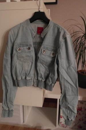 kurze Jeansjacke/ Vero Moda
