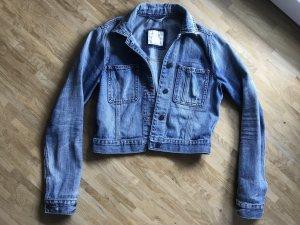 kurze Jeansjacke von Abercrombie & Fitch, Größe S