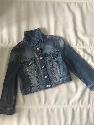 Kurze Jeansjacke von Esprit