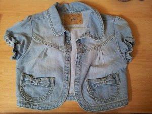 Kurze Jeansjacke von Fishbone