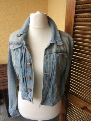Kurze Jeansjacke von H&M