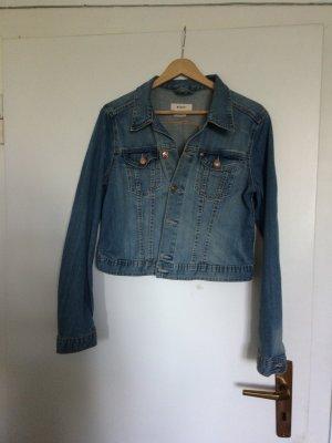 Kurze Jeansjacke von H&M Größe 42