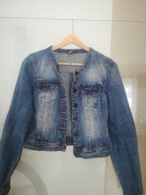 Kurze Jeansjacke von Vero Moda