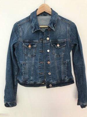 Kurze Jeansjacke von Zara