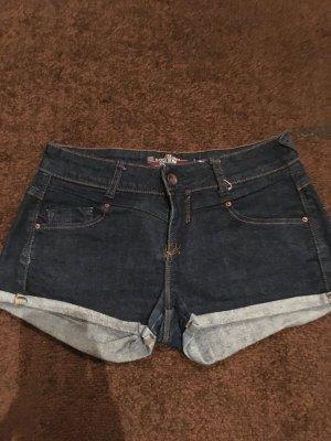 Kurze Jeansshorts für Damen