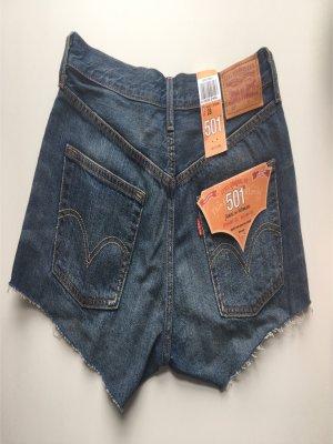 Kurze Jeansshorts von Levi's