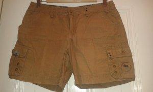 kurze khaki Hose von OCK Outdoor Größe 38