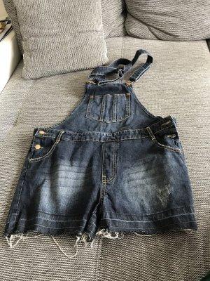 Janina Jeans met bovenstuk donkerblauw