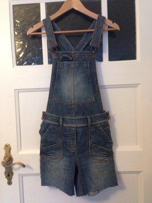 Kurze Latzhose | Jeans | 170 | Esprit