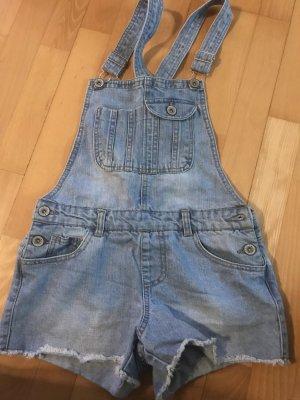 Primark Jeans met bovenstuk blauw