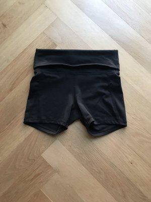 H&M Sport Sportbroek zwart