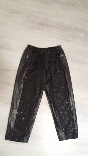 Leggings nero Poliestere