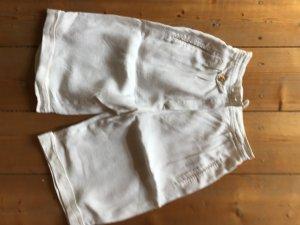 Rena Lange Pantalon en lin blanc