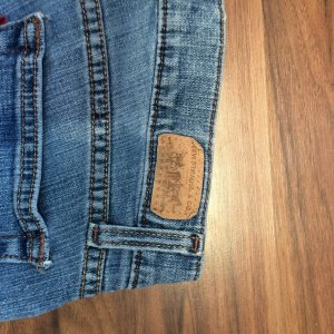 Kurze Levis High Waist Shorts