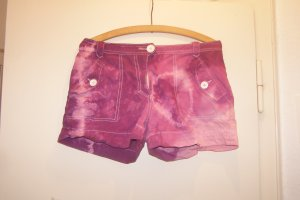 Hot Pants multicolored cotton