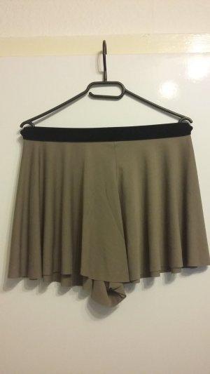 H&M Shorts marrone-grigio