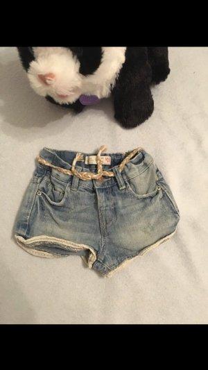 kurze Mädchen Hose shorts