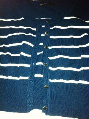 Kurze Marine-Weste von Vero Moda