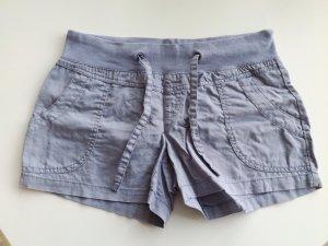 Kurze mittelblaue Shorts von Vero Moda