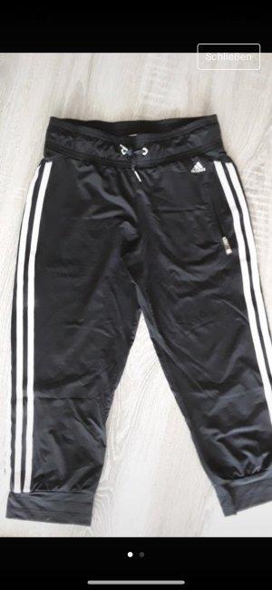 Adidas 3/4 Length Trousers black-white