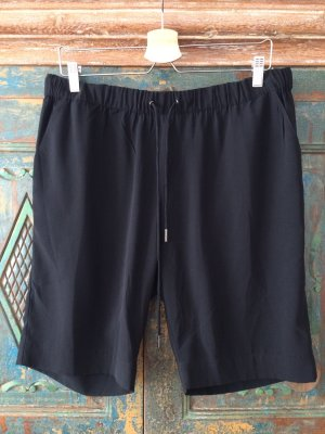 Black Lily Short Trousers black-silver-colored