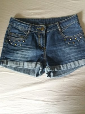 Kurze short in Jeans