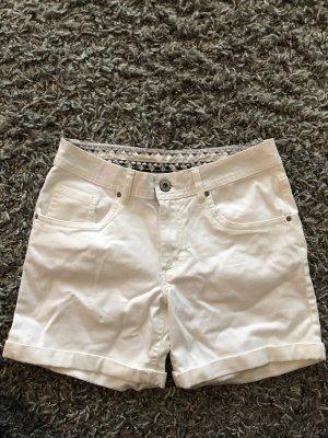 Esmara Hot Pants white