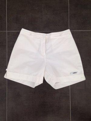 Kurze Shorts Gr. 36 weiß