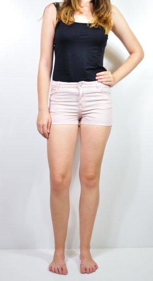Kurze Shorts Hose in rosa