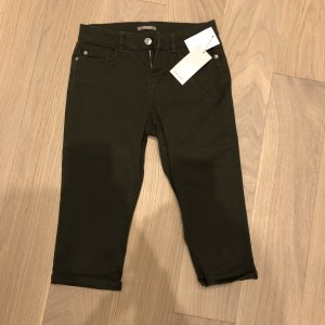 Orsay Jeans a 3/4 verde scuro