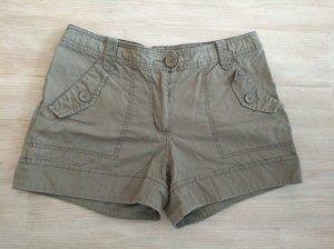 Kurze Sommerhose khaki H&M