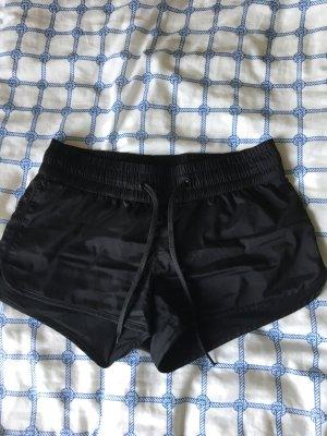 H&M Sport pantalonera negro