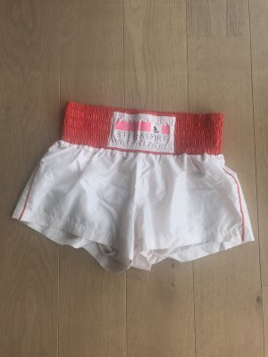 Adidas by Stella McCartney Short de sport rouge-rosé