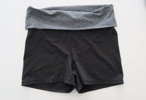 kurze Sporthose Yogahose Yogatights Größe L