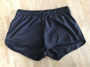 H&M Sport Pantalone da ginnastica nero