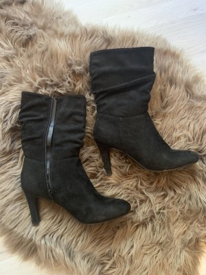 Anna Field Short Boots black