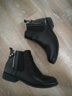 kurze Stiefeletten Ankle Boots