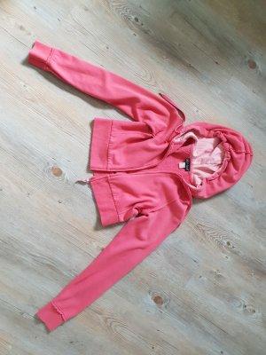 Laura Scott Giacca-camicia rosa Poliestere