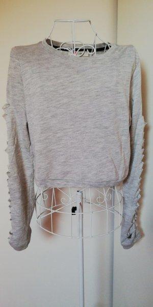 Kurze Sweatshirt